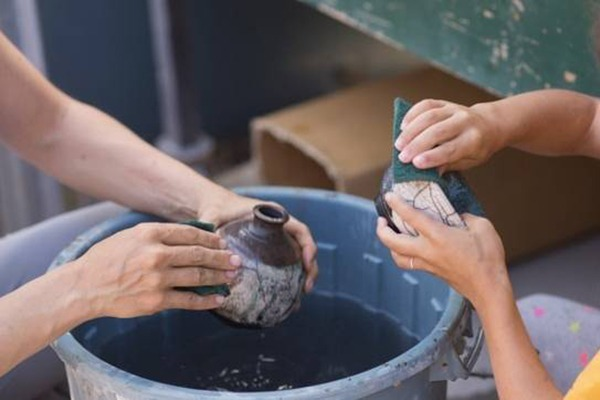 Pottery at Canberra Potters