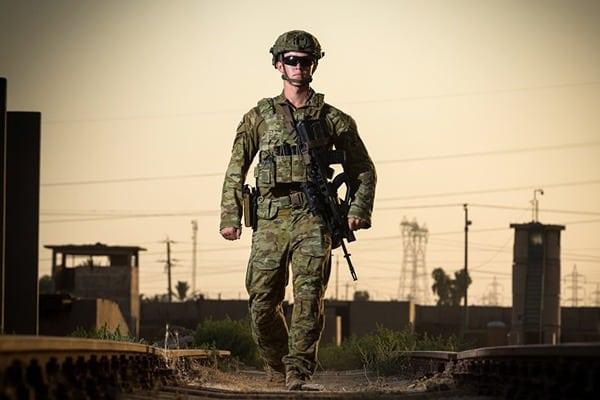 LAND125.4 – Human Combat Technology Project