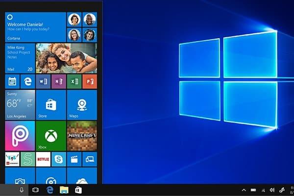 DESE Windows 10 SOE Upgrade Project